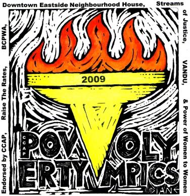 Poverty Olympics 2009